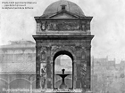 Fontaine des Innocents par Charles Marville